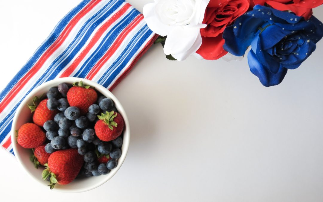 It's the 4th of July: Are You Ready with Your Red, White, and Blue?